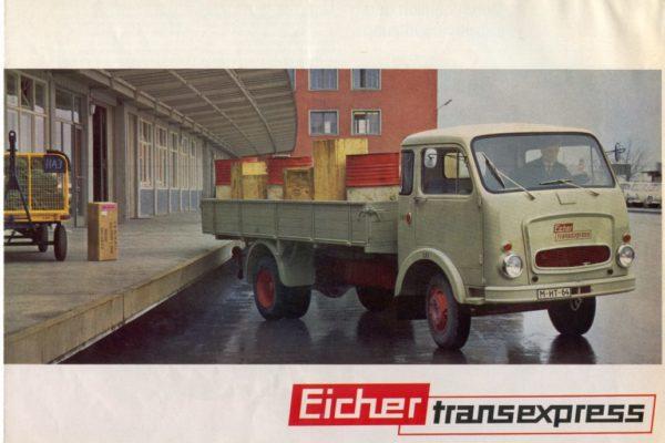 Eicher Trans-Express 1964