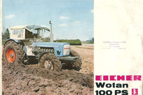 Eicher Wotan 100 PS