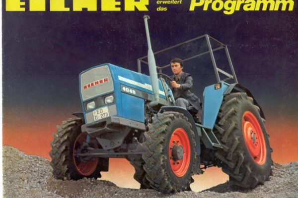 Eicher 4038-4048-4060-4072