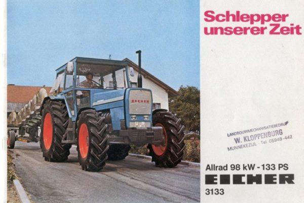 Eicher 3133 1976